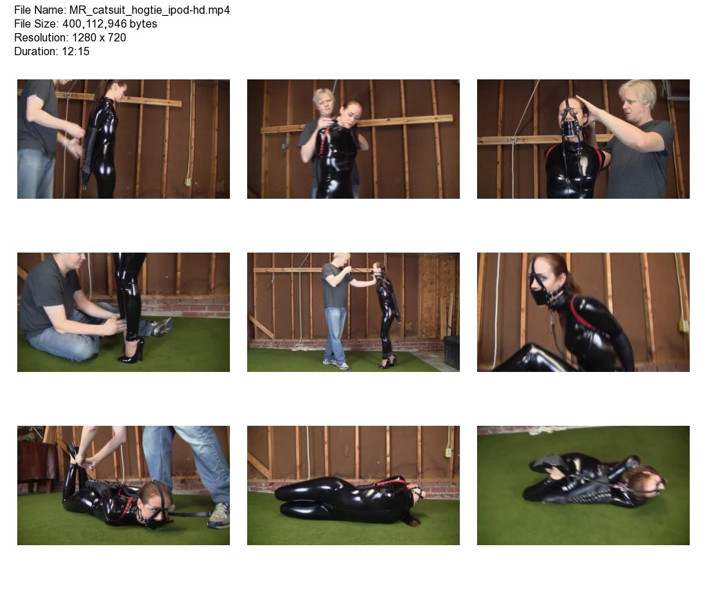 Back arch bondage and whip for slave - 2 2